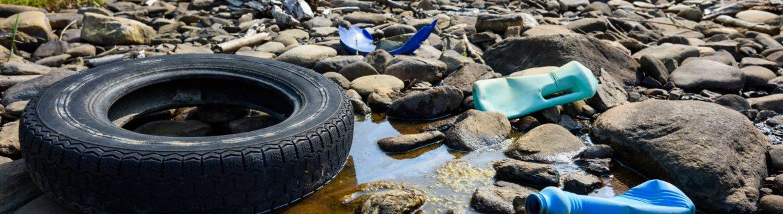 pollution des rivières